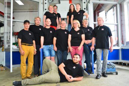 FKW Team, Wiesener Kirb, Sondermaschinenbau, Drehmaschinen, Boley, Matra