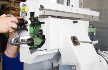 Generalüberholung, Maschinen, Pressen, FKW, Kilgenstein, modernisierung