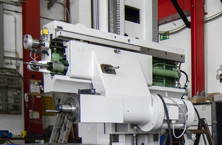 Modernisierung, Maschinen, Pressen