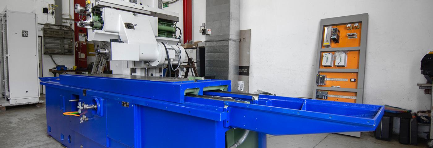 Maschinen, Modernisierung, FKW, Fertigung, Überholung