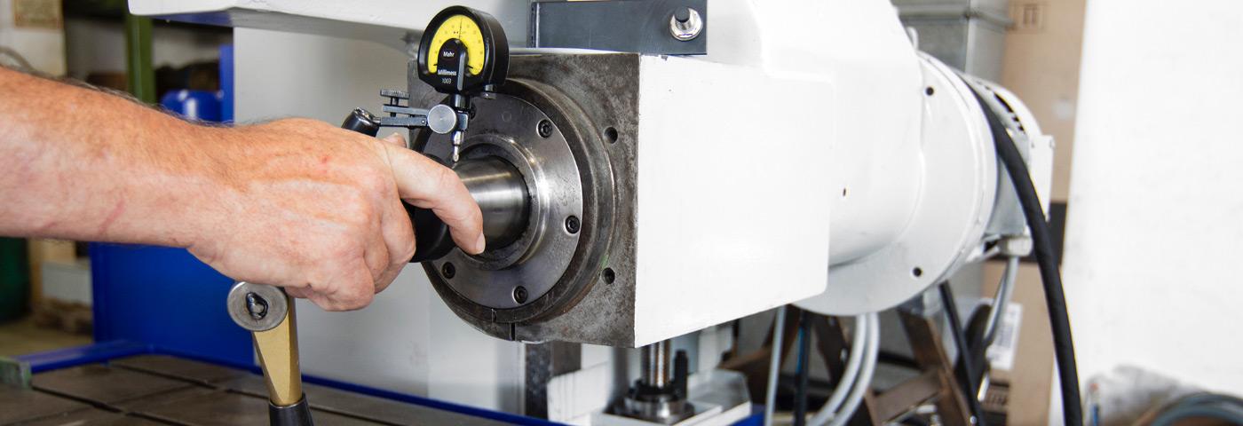 Maschinen, Service, Maschinenbau, Überholung, Überarbeitung
