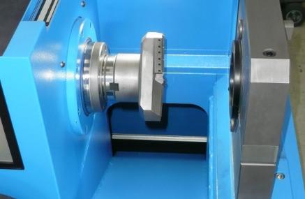 Rohrendenbearbeitung, Maschine, Maschinenbau, FKW, Kilgenstein, Wiesen