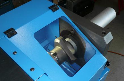 Rohrendenbearbeitung, Maschine, Maschinenbau, FKW, Sondermaschinenbau