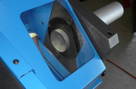 Rohrendenbearbeitung, Maschine, Maschinenbau, FKW, Kilgenstein, Sondermaschine