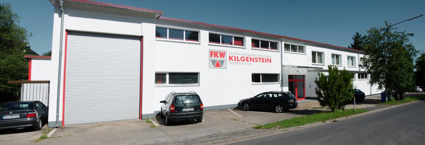 FKW, Unternehmen, Wiesen, Maschinenbau, Kilgenstein Aschaffenburg