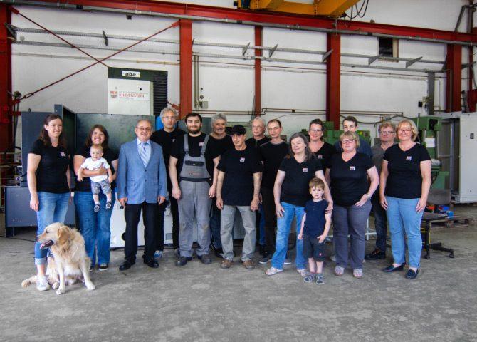 Team, FKW Wiesen, Maschinenbau