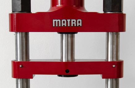 FKW Matra Pressen, Presse, Zweiläulenpressen